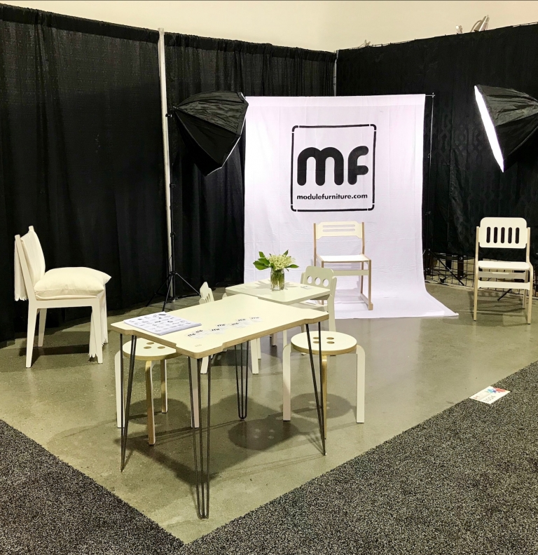 Display Of Canadian Furniture Show 2018